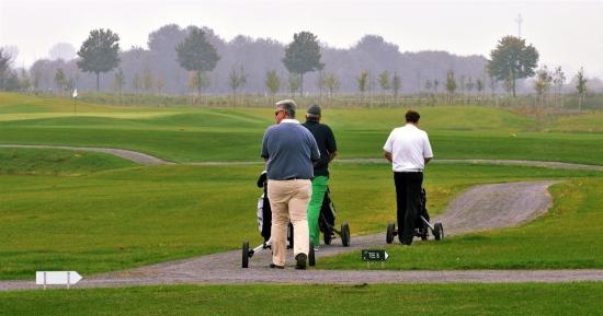 Eröffnung der 18-Loch Anlage auf dem Golfpark Rennehof
